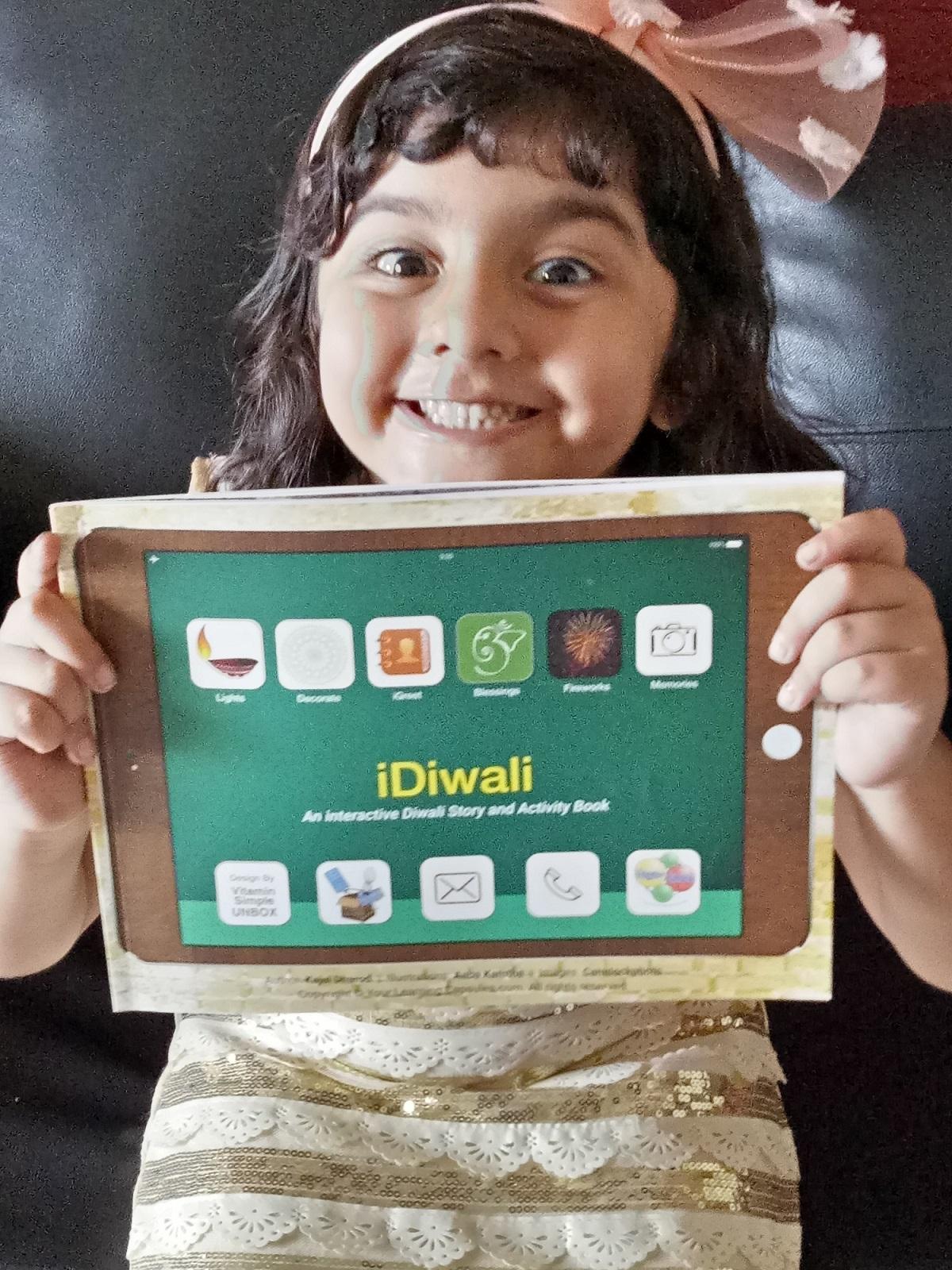 iDiwali Book