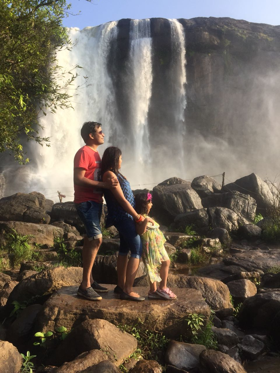 Athirappillywaterfall
