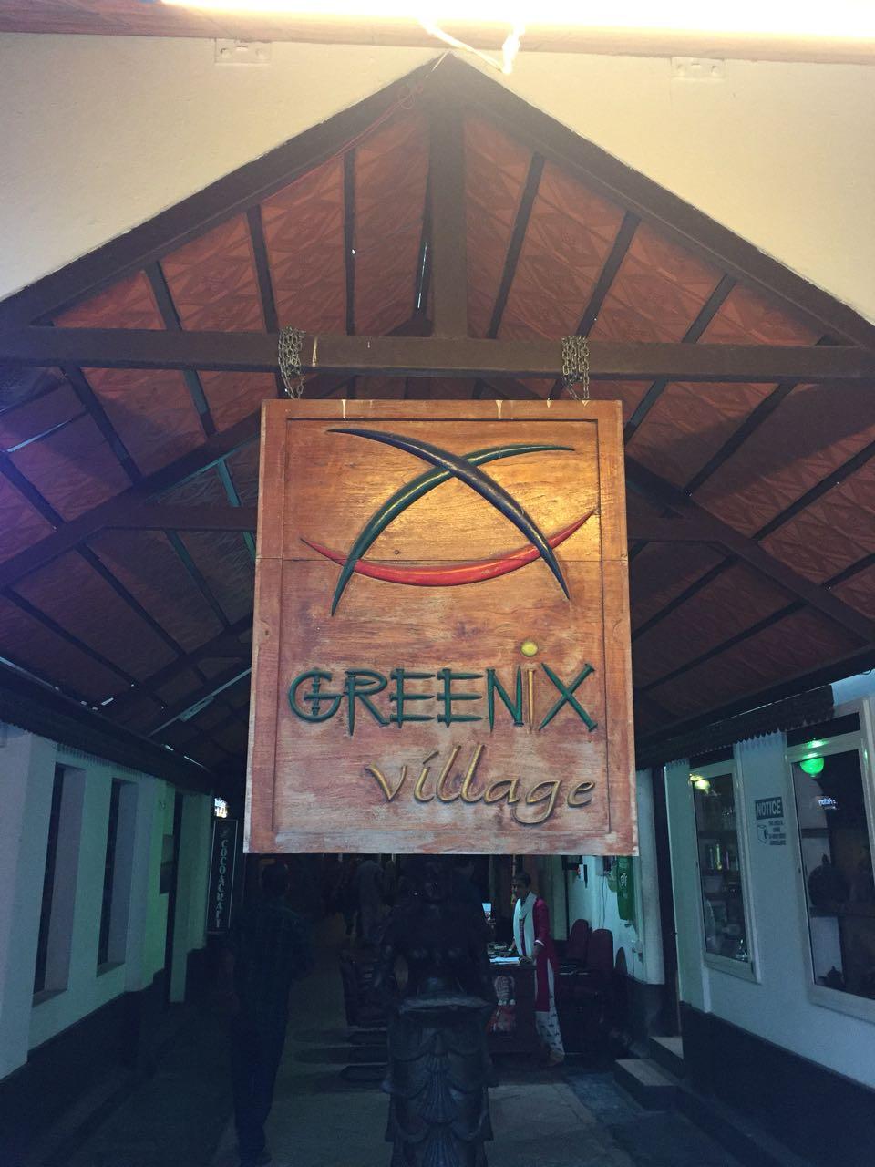 Greenix village