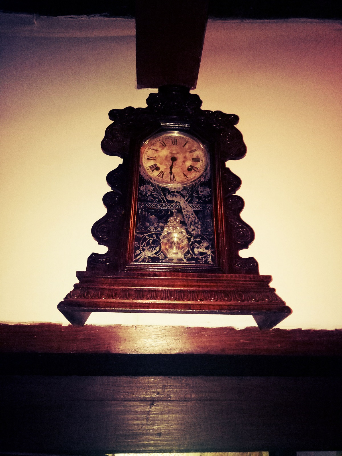 Ancient watch