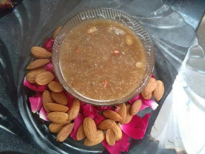 Bajri ki ate ki rab for winter season