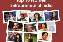 Top 10 women entrepreneurs of India who