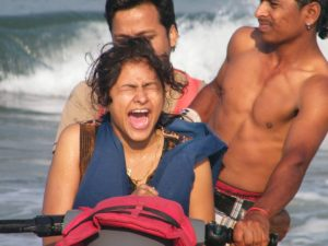 water sports at goa