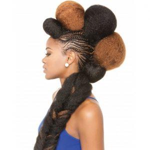Color ful braids
