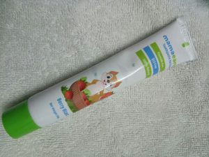 : Mamaearth Natural Berry Blast Kids Toothpaste