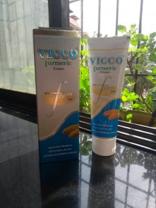 Vicco Turmeric Cream Foam Base Face Wash