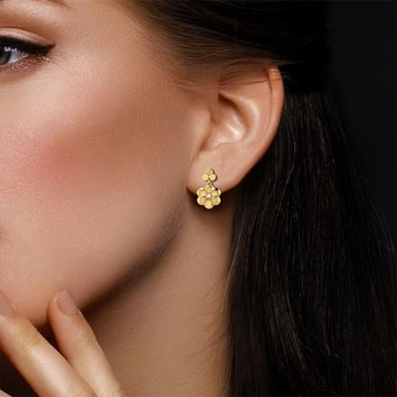 Diamond Earrings Collection From Caratlane Online